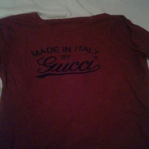 Gucci Shirt Authentic